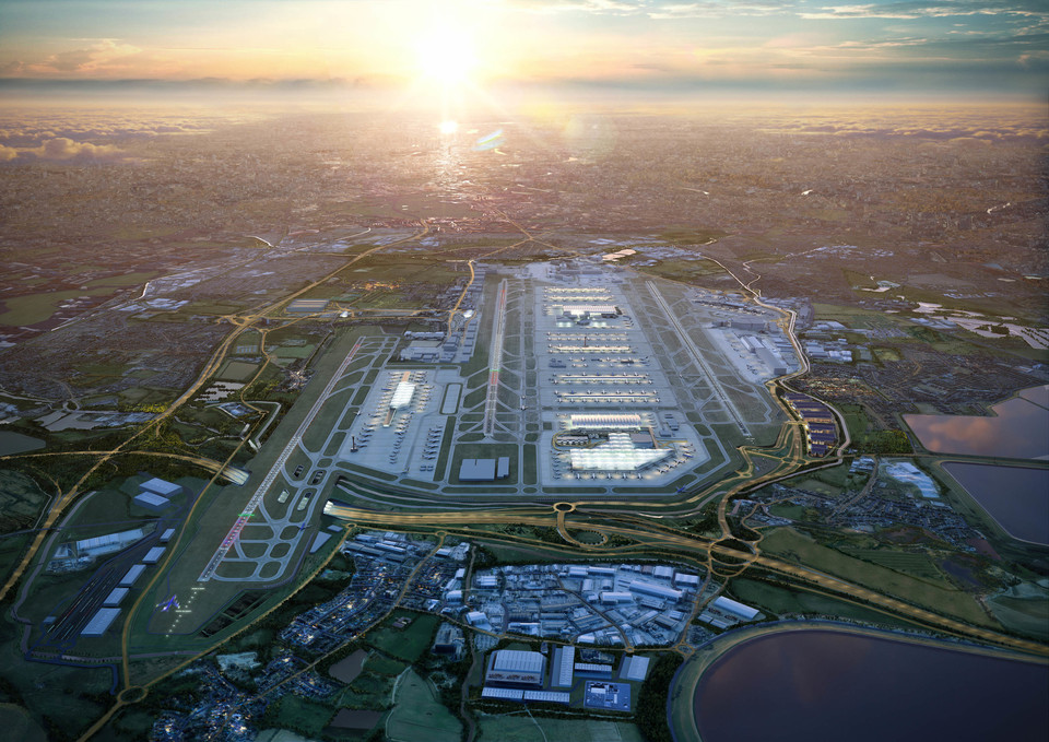 Fuente: Aeropuerto Heathrow