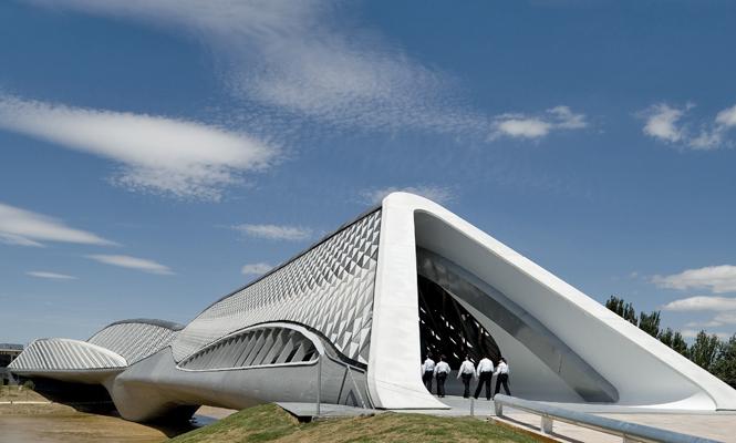 Pavillon-Pont de l'Expo Zaragoza