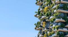 El Bosco Verticale - Edificio sustenable en Milán, Italia