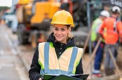 Las mujeres en el sector de la construcción