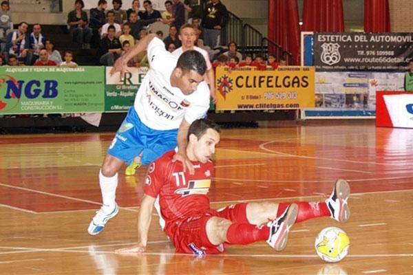 Umacon Zaragoza - Inter Movistar