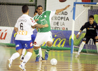 Umacon Zaragoza - Inter Movistar