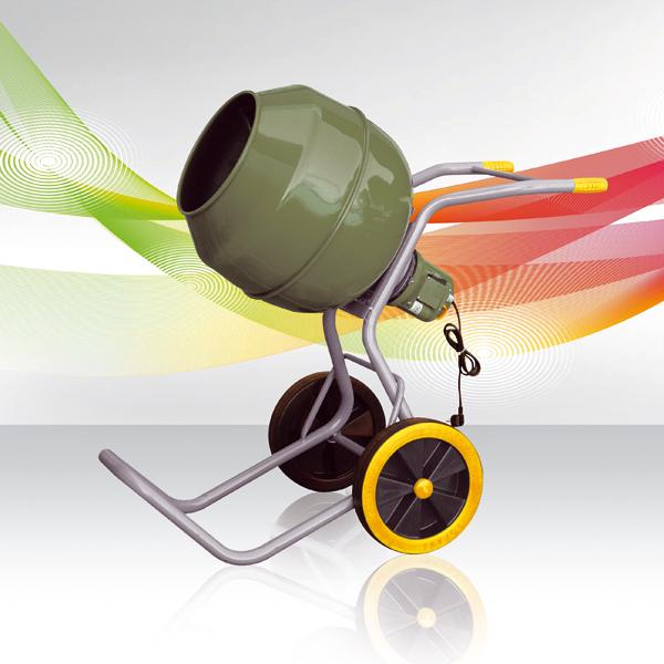 Hormigonera eléctrica portable ligera PRO 90