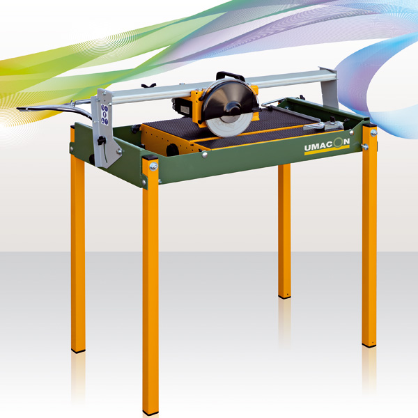 Mesa cortadora ingletadora para cortar gres, mármol, cerámica y otros materiales similares