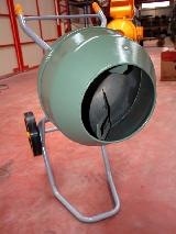 Hormigonera eléctrica con ruedas -  Umacon