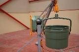 Elevador eléctrico con cable para construcción - Umacon
