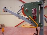 Elevador eléctrico para construcción