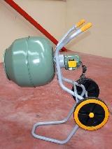 Hormigonera eléctrica fabricada por Umacon