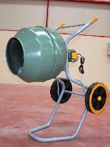 Hormigonera con motor eléctrico - Umacon