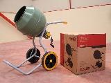 Hormigonera eléctrica pequeña modelo PRO 90 de Umacon