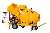 Hormigonera industrial modelo UTI-750 de Umacon